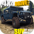 4X4 DRIVE : SUV OFF-ROAD SIMULATOR