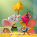 World of Mice: Match and Decorate