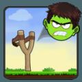 Angry Superheroes