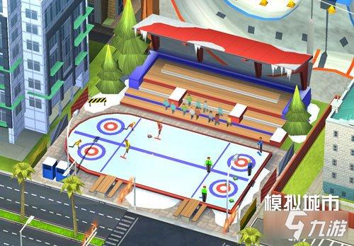 模拟城市我是市长冬季运动主题建筑有哪些 冬季运动主题建筑汇总一览