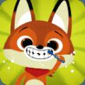 小浣熊爱刷牙