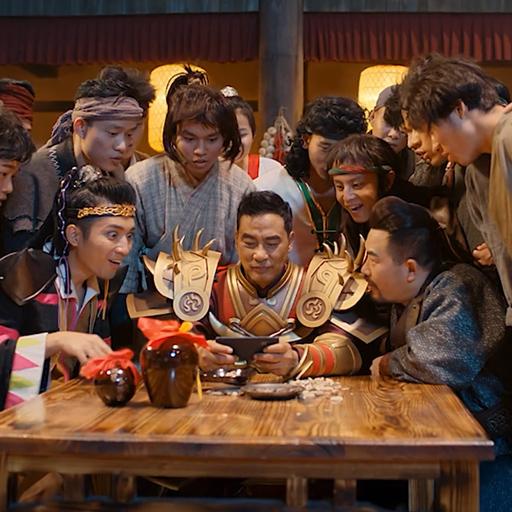 《王者国度》4.15日首发 华哥倾情代言