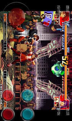 格斗之王7-街机经典游戏手游图片欣赏