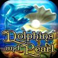 海豚与豪华珍珠