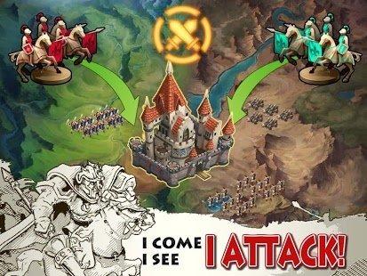 统治之战 海报