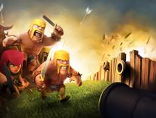 《部落冲突》十一本初日常阵型石头任务配兵分享