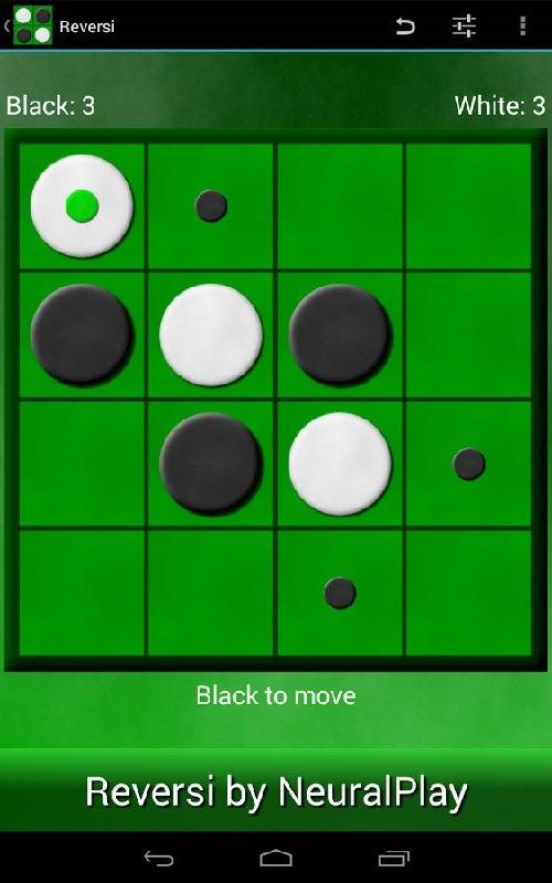 棋牌游戏 奥赛罗免费版手游图片欣赏