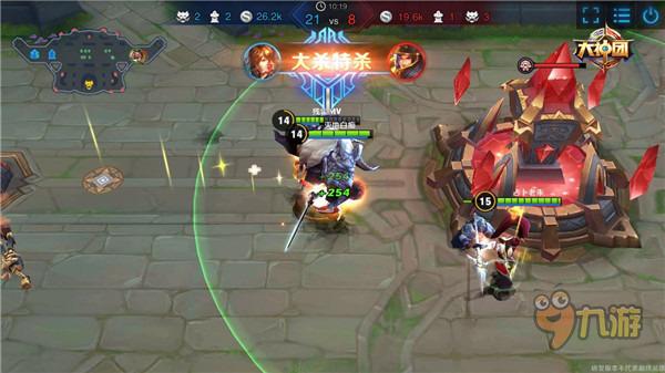 王者荣耀李白3V3对战技巧 小心走位后手收割 王者荣耀资讯 第5张