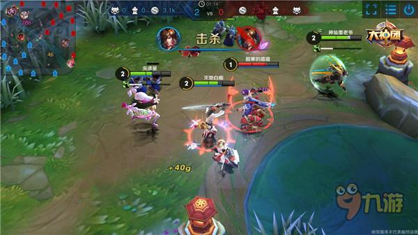 王者荣耀李白5V5对战技巧 游走支援速战速决
