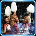 Cricket Crazy Naughty Girl's