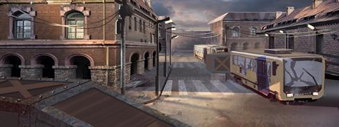 《枪战英雄》战斗地图介绍2