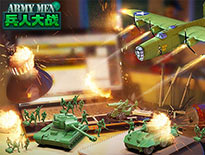 全球同服的《兵人大战》游戏视频大曝光