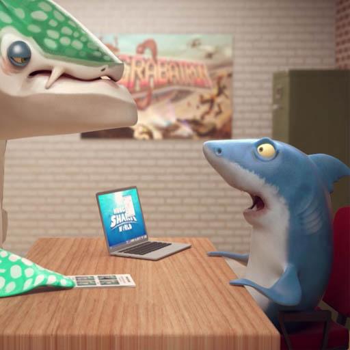 12月13日《饥饿鲨:世界》首发 下载抽大奖