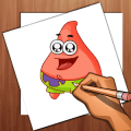 Learn To Draw SpongeBob