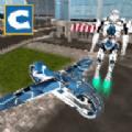 变形飞行机器人 图标
