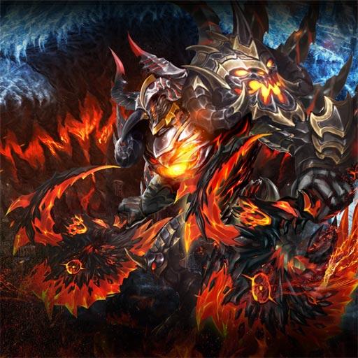 《暗黑魔渊》之挑战世界BOSS黑耀之王