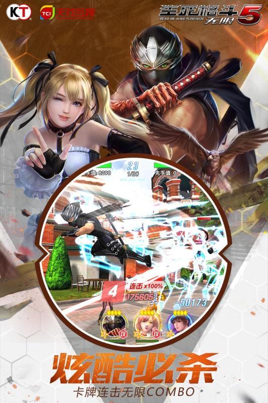 生死格斗5无限下载