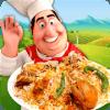 Biryani Cooking game Super Chef India vs Pakistan