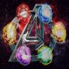 Infinity Superheros Twin Match