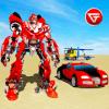 US Robot Transform Car: Robot Transport Games 2018
