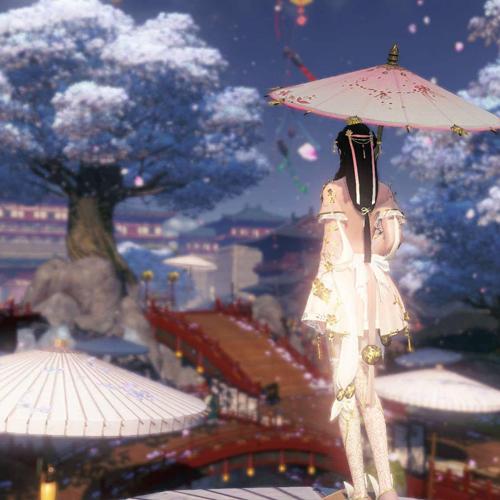 《天涯明月刀》手游版曝光 画质惊艳媲美端游