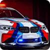 Police BMW Car Game