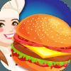 Burger World. Cooking Kitchen Fever