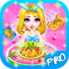 Cooking Spaghetti And Pizza Maker Fever:Food Maker