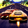 Car Madness Crazy Speed Fast Auto Racing Extreme