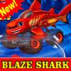 BLAZE SHARK MONSTER GAMES