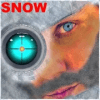 Army On Snow Mountains Sniper Shooting Challenge