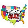 USA MAP QUIZ Guess The US State Game