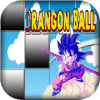 Dragon ball Piano Game