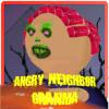 Angry Neighbor Escape from Hellish Grandma's House