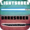 Darksaber vs Lightsaber : Weapon Simulator