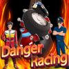 Danger Police Car Drivers
