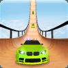 US Army Mega Ramp Car Stunts Racing: Stunt Parking