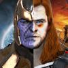 Infinity Superhero Future Fight: Thor vs. Thanos