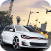 VW Golf Drive Ahead Simulator 3D