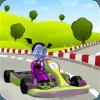 vampire girl racing