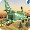 US Army Robot Car Plane Transporter Truck
