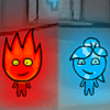 Red boy and Blue Girl Light Temple