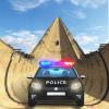 US Police Mega Ramp Car Stunts : Transformer Games