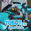 Tobot : Battle Of Tobot XYZ Game Puzzle