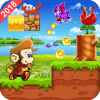 Super Jumper Monkey Adventure Run