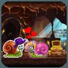 Snail Bobby Love Story : Forest Temple Maze