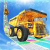 Dump Truck Mega Ramp Racing Stunts: Driving Games