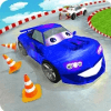 Kids Fun Racing Game 3D 2018