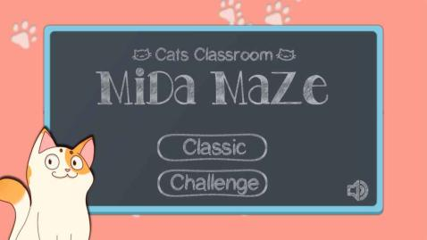 咪哒猫的数字手游图片欣赏