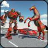 Car Robot Transformation Game - Horse Robot Rage